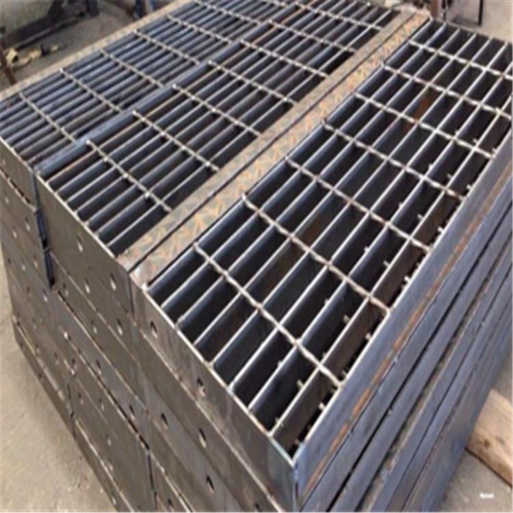电厂用什么标准的平台格栅板?