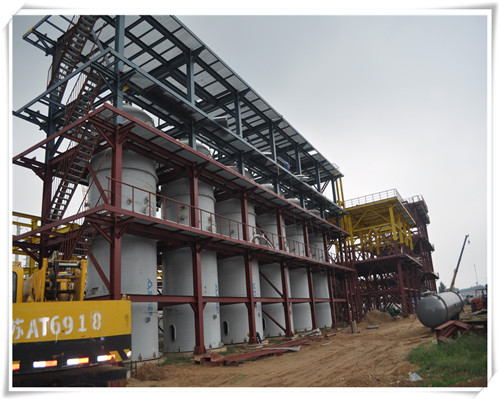 天津碱厂冷却塔项目